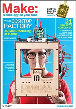 Make: Technology on Your Time Volume 21 9780596807160