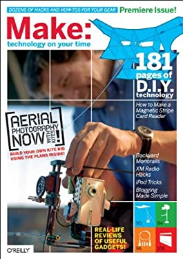 Make: Technology on Your Time 9780596009229