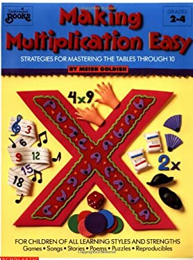 Making Multiplication Easy 9780590491402