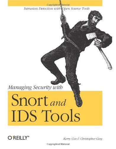 Managing Security with Snort and IDS Tools 9780596006617