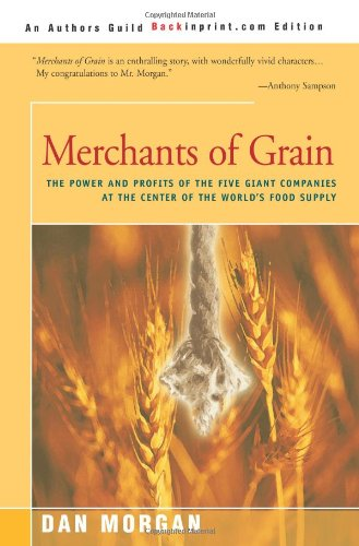 Merchants of Grain 9780595142101