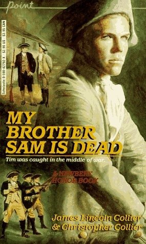 My Brother Sam Is Dead 9780590427920