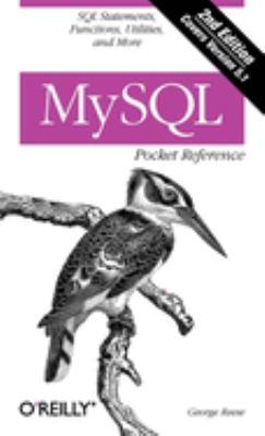 MySQL Pocket Reference 9780596514266