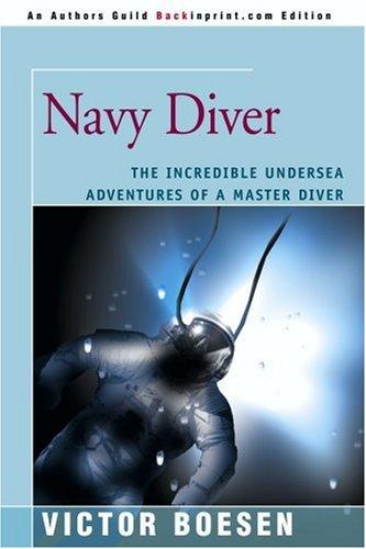 Navy Diver 9780595142125