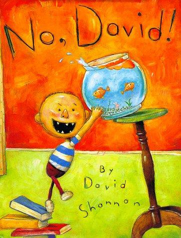No, David! 9780590930024
