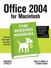 Office 2004 for Macintosh 2188763