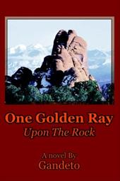One Golden Ray Upon the Rock 2152800