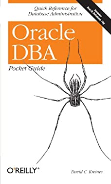 Oracle DBA Pocket Guide 9780596100490