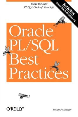 Oracle PL/SQL Best Practices 9780596514105