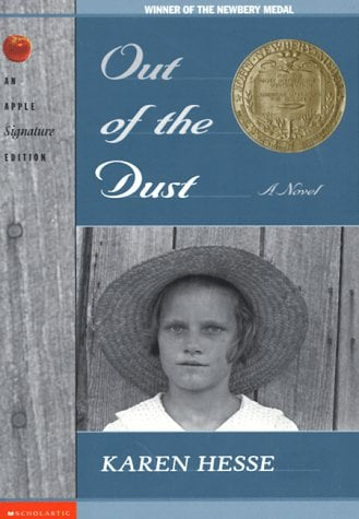 Out of the Dust 9780590371254