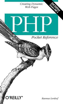 PHP Pocket Reference 9780596004026