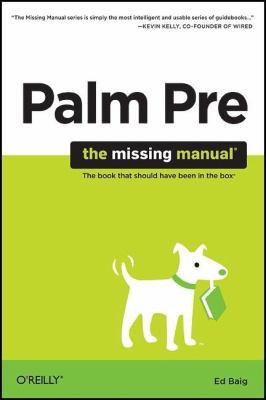 Palm Pre 9780596803704