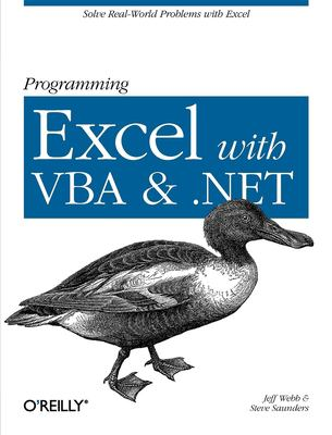 Programming Excel with VBA and .NET 9780596007669