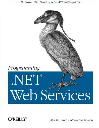 Programming .Net Web Services 9780596002503