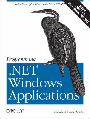 Programming .Net Windows Applications 9780596003210