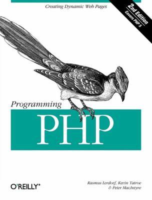 Programming PHP 9780596006815