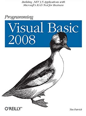 Programming Visual Basic 2008 9780596518431