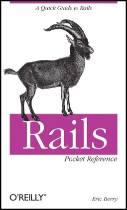 Rails Pocket Reference 9780596520700