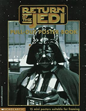 Return of the Jedi Pullout Posterbook 9780590066631
