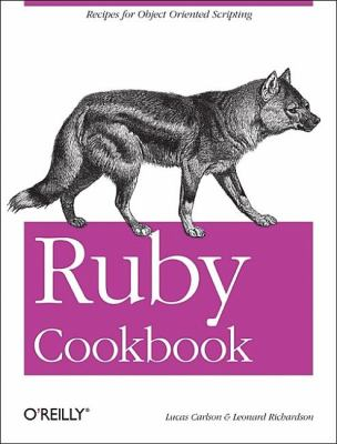 Ruby Cookbook 9780596523695
