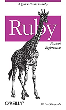 Ruby Pocket Reference 9780596514815