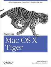 Running Mac OS X Tiger 2188841