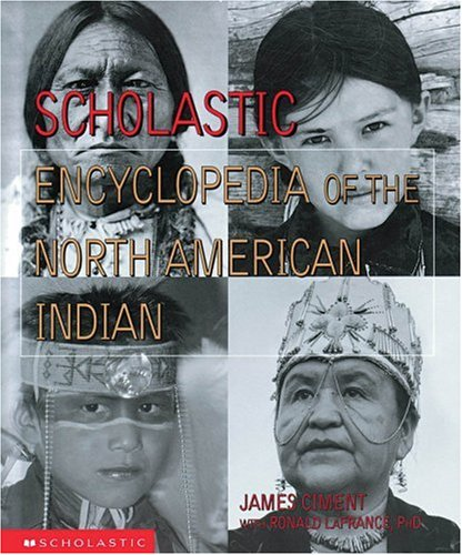 Scholastic Encyclopedia of the American Indian 9780590227902
