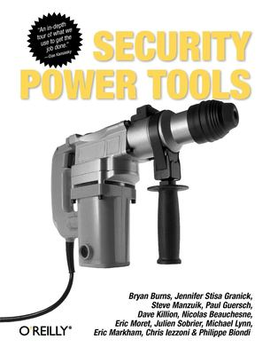 Security Power Tools 9780596009632