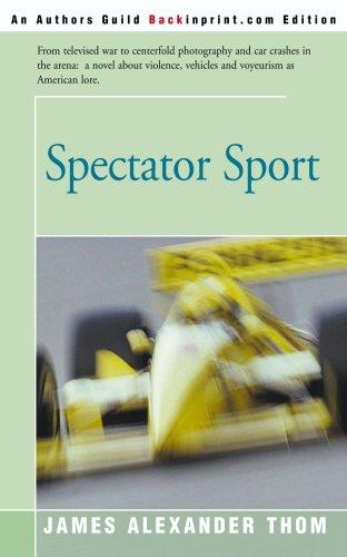 Spectator Sport 9780595133451