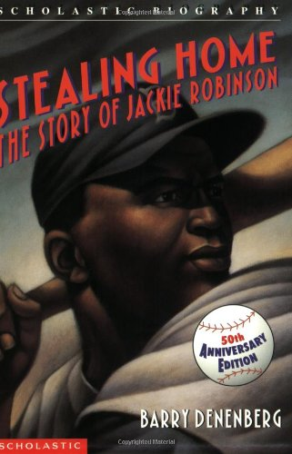 Stealing Home: The Story of Jackie Robinson 9780590425605