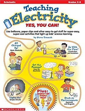 Teaching Electricity: Yes, You Can! 9780590390187