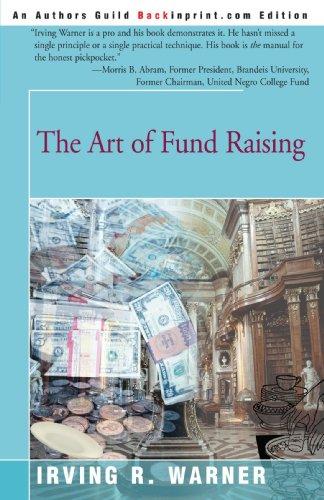 The Art of Fund Raising