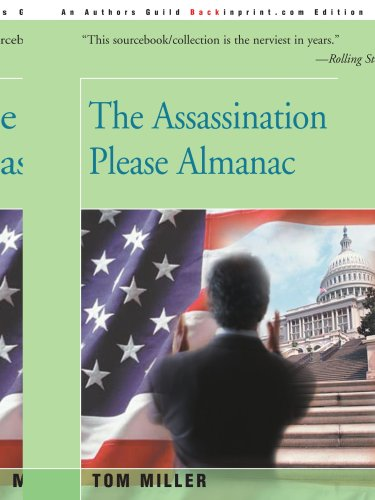 The Assassination Please Almanac - Miller, Tom / Freed, Donald