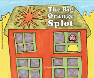 The Big Orange Splot 9780590445108