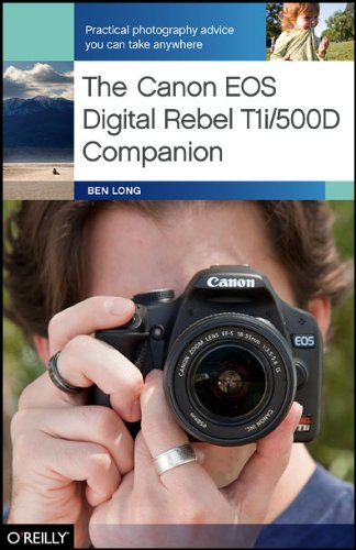 The Canon EOS Digital Rebel T1i/500d Companion 9780596803636