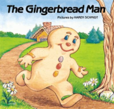 The Gingerbread Man 9780590410564
