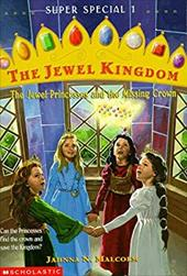 The Jewel Princess and the Missing Crown [With Jewel Bracelet] 2124474