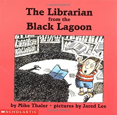 The Librarian from the Black Lagoon 9780590503112