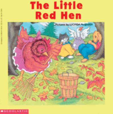 The Little Red Hen 9780590411455