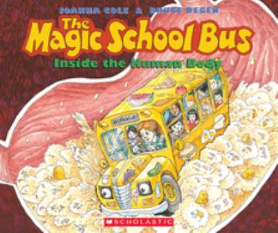 The Magic School Bus Inside the Human Body 9780590414272