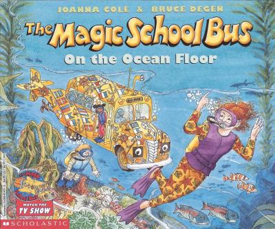 The Magic School Bus on the Ocean Floor 9780590414319