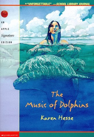 The Music of Dolphins 9780590897983