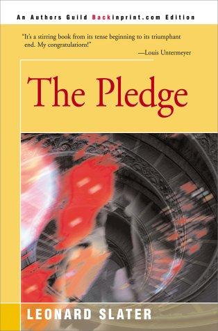 The Pledge 9780595092970