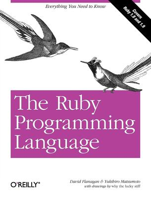 The Ruby Programming Language 9780596516178