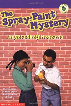The Spray-Paint Mystery 9780590484749