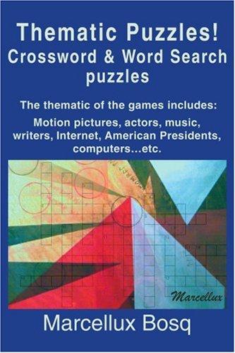 Thematic Puzzles! Crossword 9780595265138