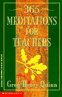 Three Hundred and Sixty Five Meditations for Teachers 9780590255080