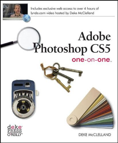 Adobe Photoshop CS5 One-On-One 9780596807979