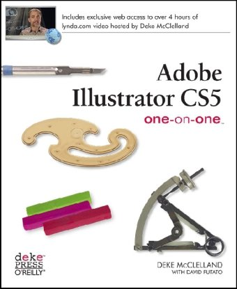 Adobe Illustrator CS5 One-On-One 9780596808013