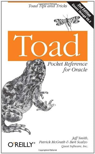 Toad Pocket Reference for Oracle 9780596009717